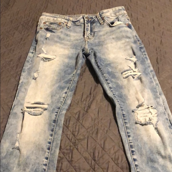 3a22b604 American Eagle Outfitters Jeans | American Eagle Next Level Skinny ...